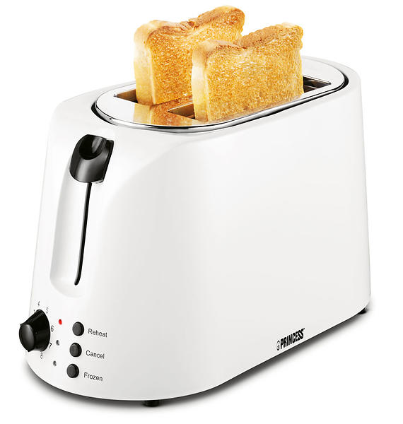 Grille-pain - Princess 142329 Croque Monsieur Cool White