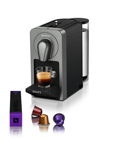 Machine à café à capsules Nespresso - Krups Nespresso Prodigio XN410T
