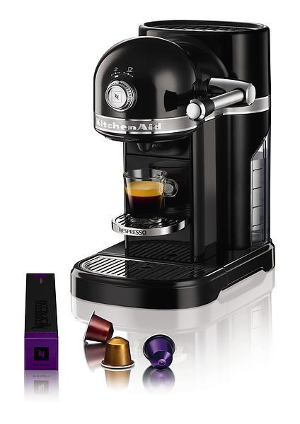 Machine à café à capsules Nespresso - KitchenAid Nespresso 5KES0503