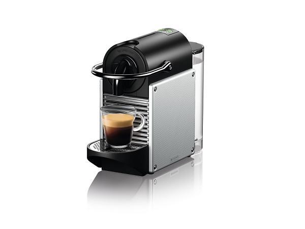 Machine à café à capsules Nespresso - DeLonghi Pixie EN 124