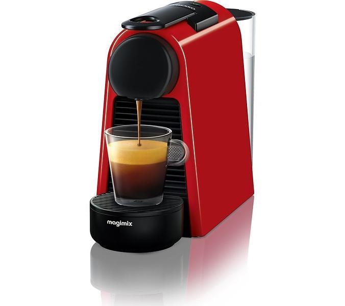 Machine à café à capsules Nespresso - Magimix Nespresso Essenza Mini