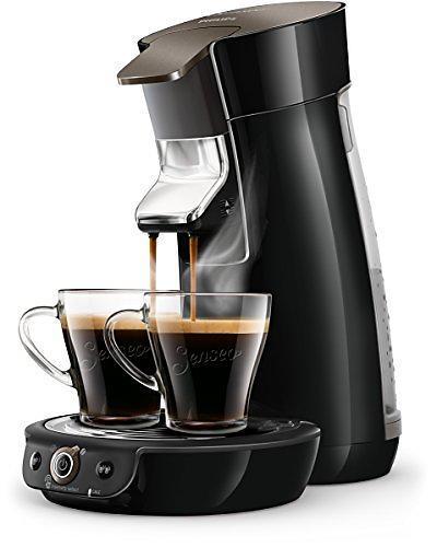 Machine à café à dosettes Senseo - Philips Senseo Viva Café HD6564/61