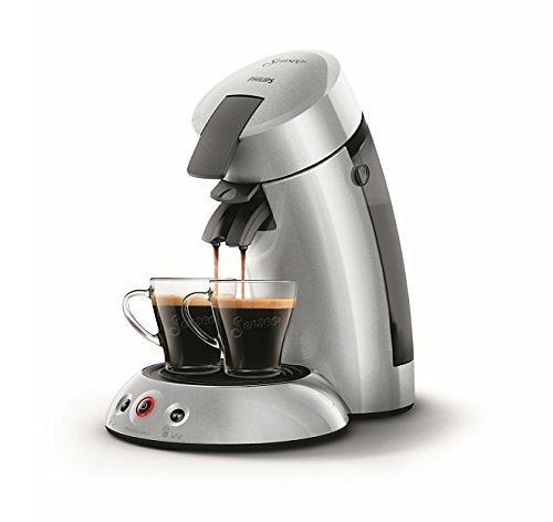 Machine à café à dosettes Senseo - Philips Senseo Original+ HD6556/21