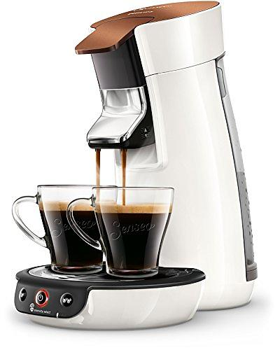 Machine à café à dosettes Senseo - Philips Senseo Viva Café by Sasu HD6569/12 + 2 tasses