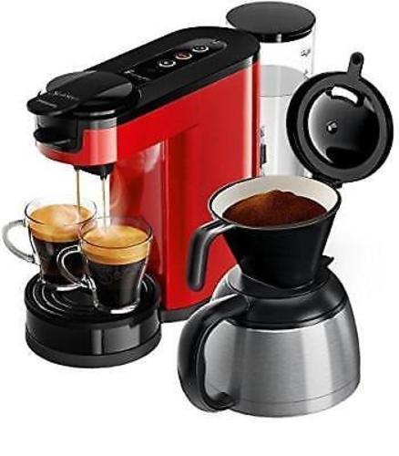 Machine à café à dosettes Senseo - Philips Senseo Switch 2-en-1 HD6592/81