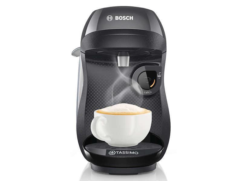 Machine à café à dosettes Tassimo - Bosch Tassimo Happy + 64 recharges