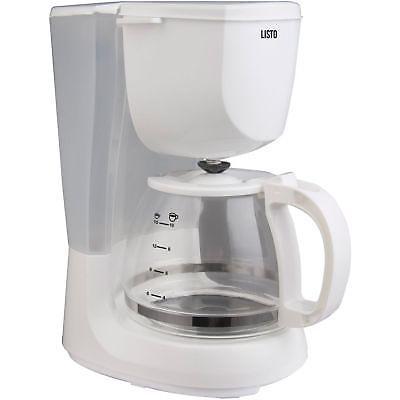 Cafetière filtre - Listo CF L6