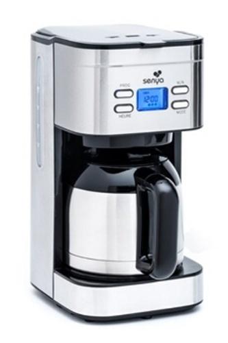 Cafetière filtre - Senya sélecteur d'arôme