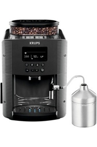 Machine à café automatique - Krups YY4081FD Noir