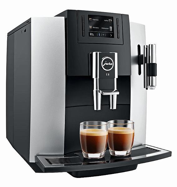 Machine à café automatique - Jura E8