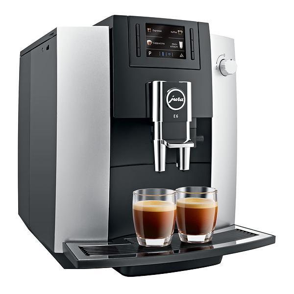 Machine à café automatique - Jura E6