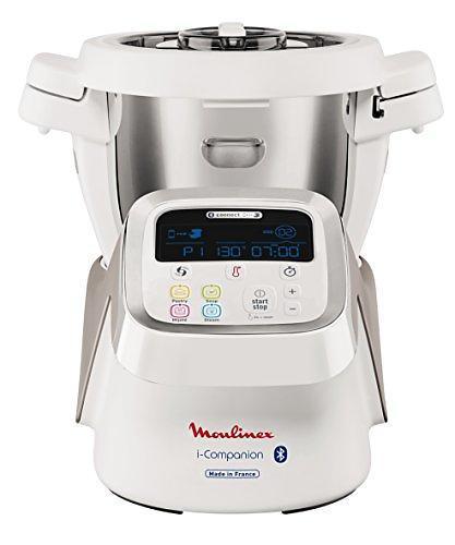 Robot cuiseur - Moulinex i-Companion HF9001