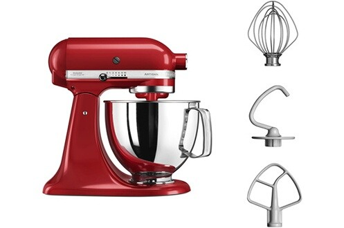 Robot multi-fonctions - Kitchenaid Aartisan 5KSM125EER