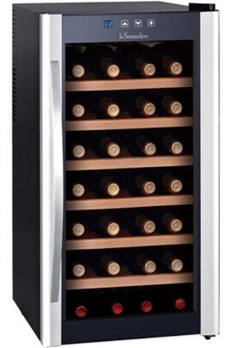 Cave à vin de service - La Sommeliere LS28KB