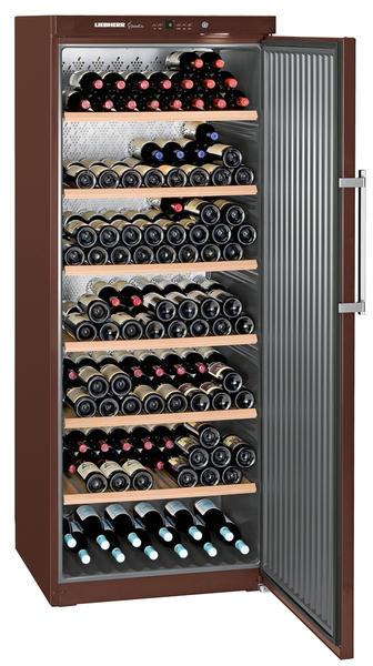 Cave à vin de vieillissement - Liebherr WKt 6451