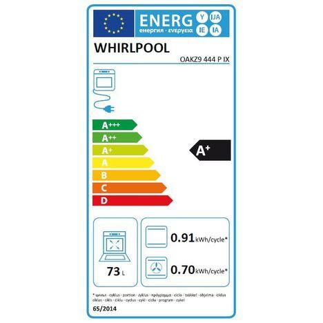 Four électrique encastrable - Whirlpool OAKP9555PIX