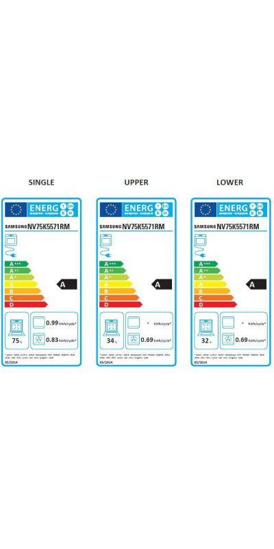 Four électrique encastrable - Samsung NV75K5571RM