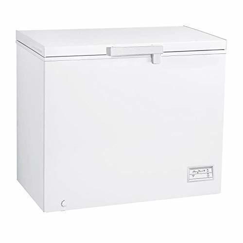 Congélateur coffre - Continental Edison CECCF260APEW