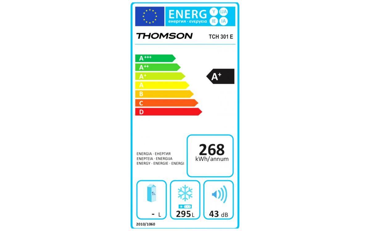 Congélateur coffre - Thomson TCH 301 E