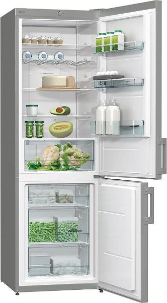 Réfrigérateurs congélateurs (combinés et 2 portes) - Gorenje NRK6191CX