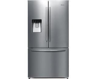 Réfrigérateur américain - Hisense RF697N4ZS1