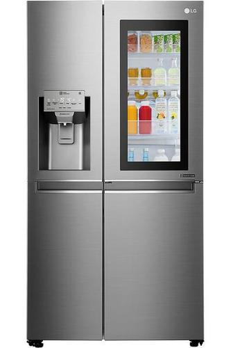 Réfrigérateur américain - LG GSK6676SC