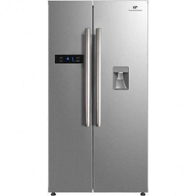 Réfrigérateur américain - Continental Edison CERA525LNFIX