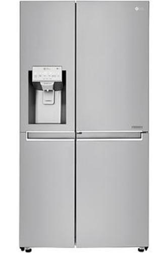 Réfrigérateur américain - LG GSS6676SC
