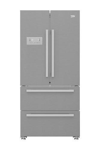 Réfrigérateur américain - Beko GNE60522X