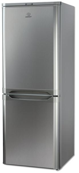 Réfrigérateurs congélateurs (combinés et 2 portes) - Indesit NCAA 55 NX