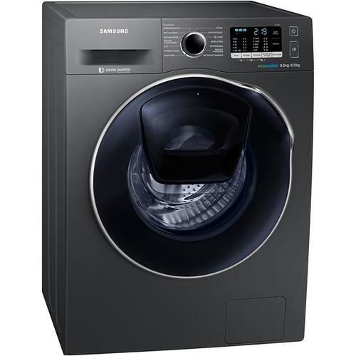 Lave-linge séchant - Samsung WD80K5B10OX