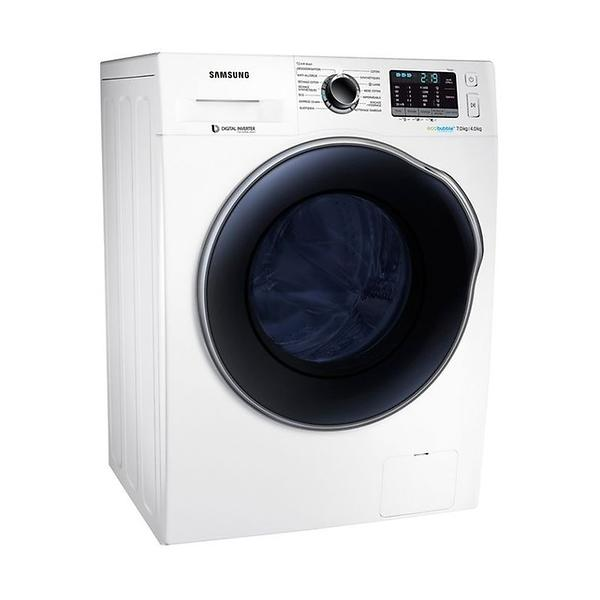 Lave-linge séchant - Samsung WD70J5A10AW