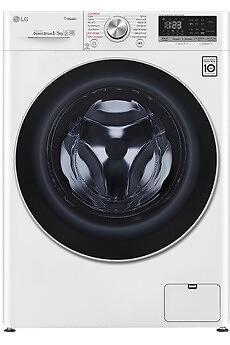 Lave-linge séchant - LG F854N51WHSB