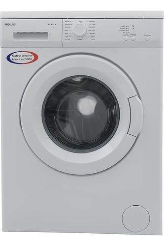 Lave-linge hublot - ProLine FP610W