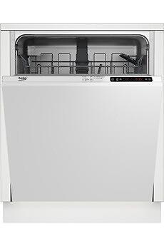 Lave-vaisselle encastrable - Beko LVI70F