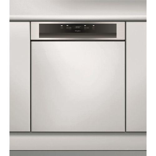Lave-vaisselle encastrable - Whirlpool WBO3T332PX
