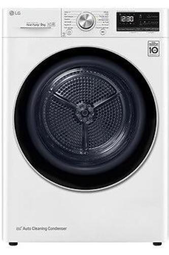 Sèche-linge à condensation - LG RH9V71WH