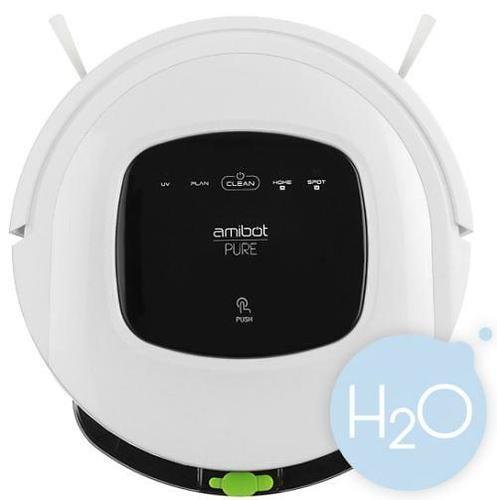 Aspirateur robot - Amibot Pure H2O