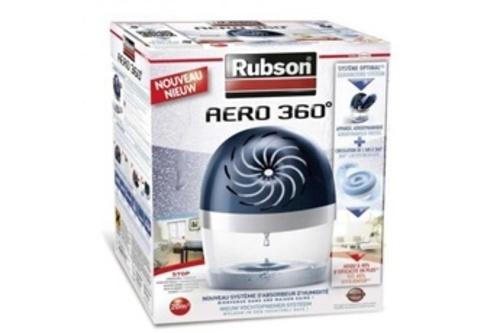 Déshumidifcateur - Rubson aero 360 power tab 20m²