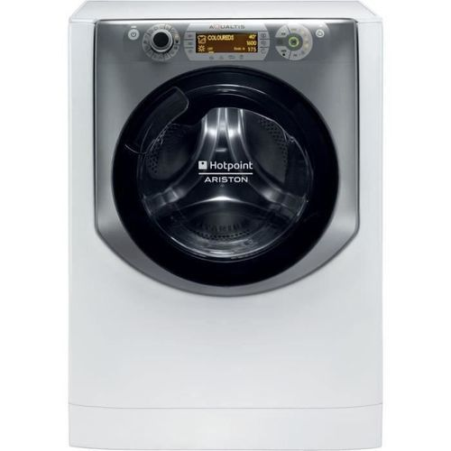 Lave-linge hublot - Hotpoint Ariston Aqualtis AQ113D 69 (Blanc)