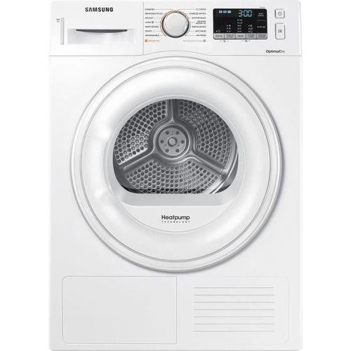 Sèche-linge pompe à chaleur - Samsung DV90M50001W (Blanc)