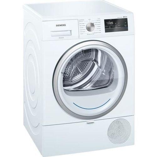 Sèche-linge pompe à chaleur - Siemens WT45RV01FF (Blanc)