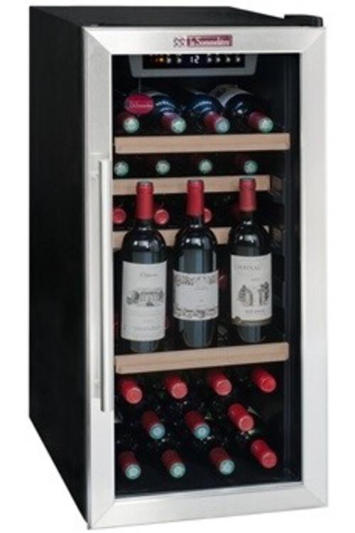 Cave à vin de service - La Sommeliere LS38A (Noir)