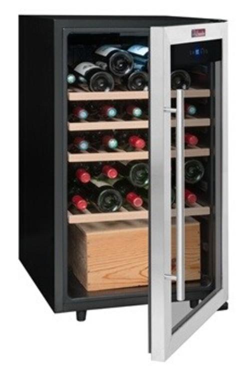 Cave à vin de service - La Sommeliere LS52A (Noir)