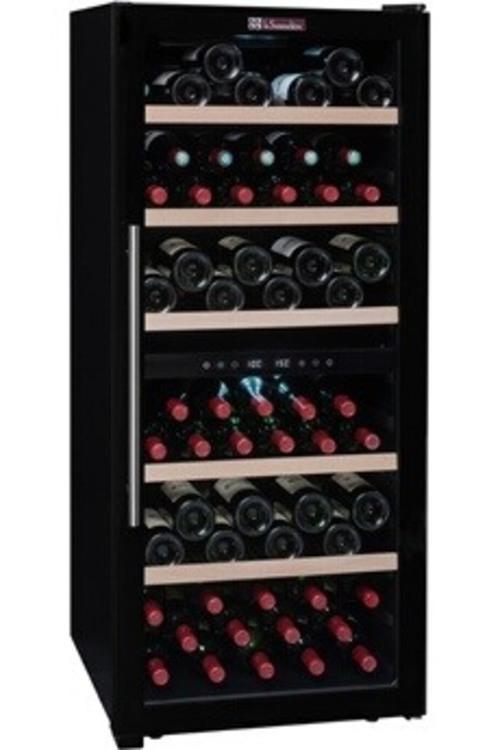 Cave à vin de service - La Sommeliere CVD102.DZ (Noir)