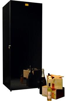 Cave à vin de vieillissement - Climadiff Diva DVA265PA+ (Noir)