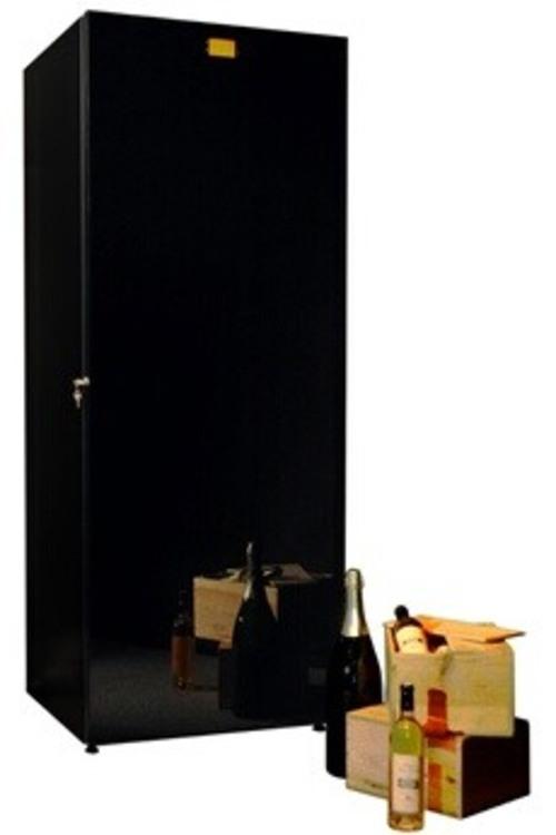 Cave à vin de vieillissement - Climadiff Diva DVA305PA+ (Noir)