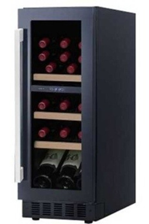 Cave à vin de service - Climadiff Avintage AVU18CDZA (Noir)