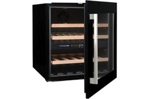 Cave à vin de service - Climadiff Avintage AVI60CDZA (Noir)