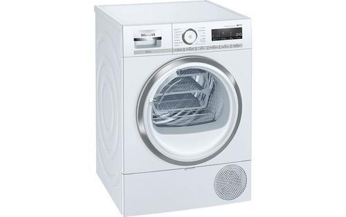 Sèche-linge à condensation - Siemens WT47XKH9FF (Blanc)